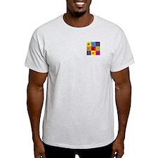 Kayaking Pop Art T-Shirt