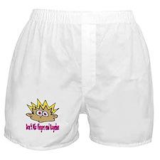 Cute Gyn Boxer Shorts