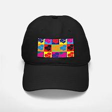 Interpreting Pop Art Baseball Hat