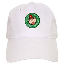Monkey Tested, Monkey Approved Baseball Cap