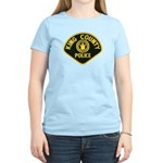 King County Police Women's Light T-Shirt