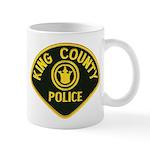 King County Police Mug