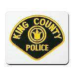 King County Police Mousepad