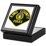 King County Police Keepsake Box