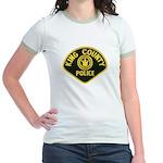 King County Police Jr. Ringer T-Shirt