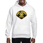 King County Police Hooded Sweatshirt