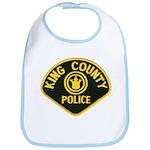 King County Police Bib