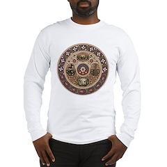 Wheel of Life Long Sleeve T-Shirt