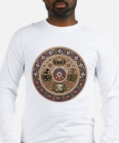 Wheel of Life Long Sleeve T-Shirt