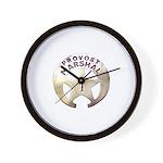 Provost Marshal Wall Clock