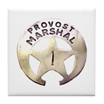 Provost Marshal Tile Coaster