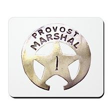 Provost Marshal Mousepad