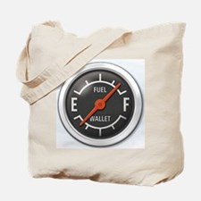Gas Gauge Tote Bag