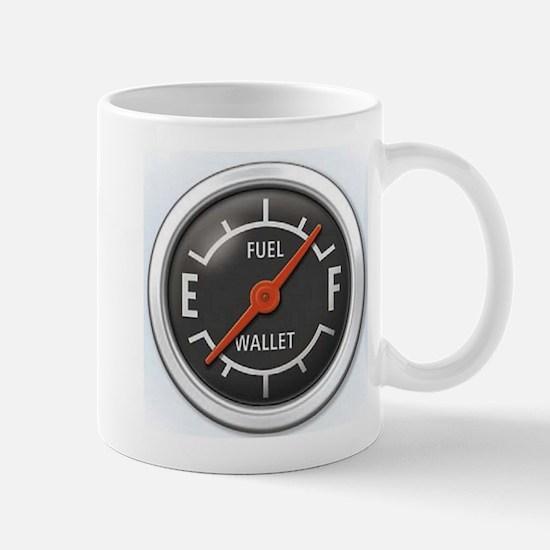 Gas Gauge Mug