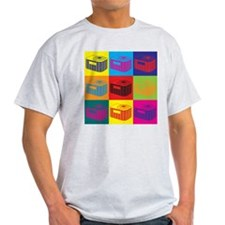 HVAC Pop Art T-Shirt
