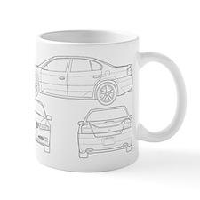Pontiac Bonneville Mug