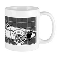 Pontiac Fiero Mug
