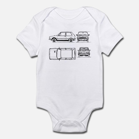 Yugo GV Infant Bodysuit