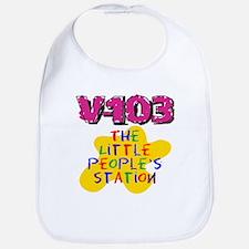 Little People's Station Bib