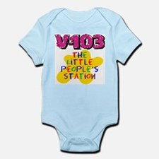 Little People's Station Infant Bodysuit