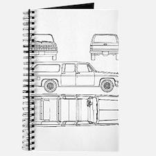 Chevy Suburban Journal