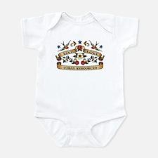Live Love Human Resources Infant Bodysuit