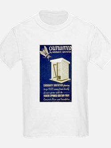 Flies Outwitted T-Shirt