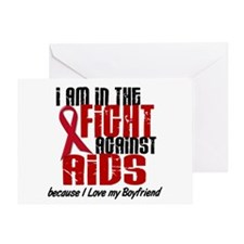 In The Fight Against AIDS 1 (Boyfriend) Greeting C