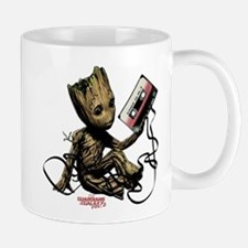 GOTG Groot Cassette Mug