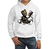 Groot guardians galaxy Light Hoodies