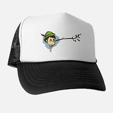 Pinocchio Trucker Hat