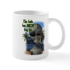 C'mon Smoke Some Jamaican Gre Mug