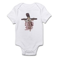 For our sin's Infant Bodysuit
