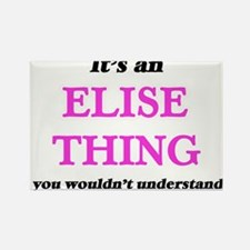 It's an Elise thing, you wouldn't Magnets
