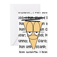 Mr Bored Greeting Cards (Pk of 10)