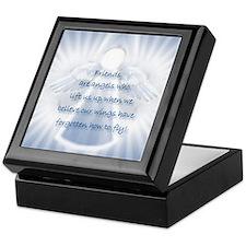Friendship Angel Keepsake Box