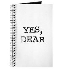 Yes, Dear Journal