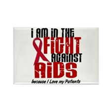 In The Fight Against AIDS 1 (Patients) Rectangle M