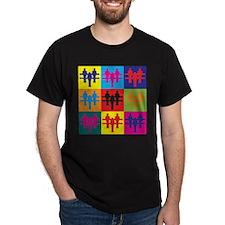 Foosball Pop Art T-Shirt