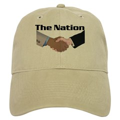 The Nation Baseball Cap