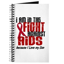 In The Fight Against AIDS 1 (Son) Journal
