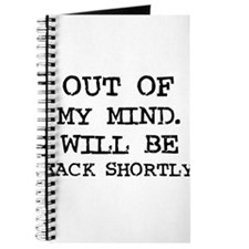 Out of My Mind Journal