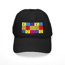 Feminism Pop Art Baseball Hat