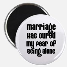 Marriage Has Cured My Fear of Magnet
