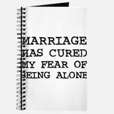 Marriage Has Cured My Fear of Journal
