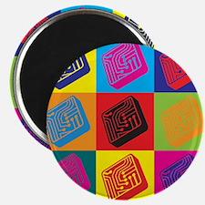 Electrical Engineering Pop Art Magnet