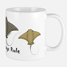 Stingrays Rule Mug