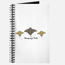 Stingrays Rule Journal