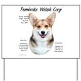Corgi Yard Signs