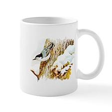 White Breasted Nuthatch Mug